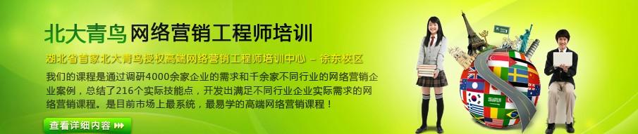 武汉北大青鸟徐东校区